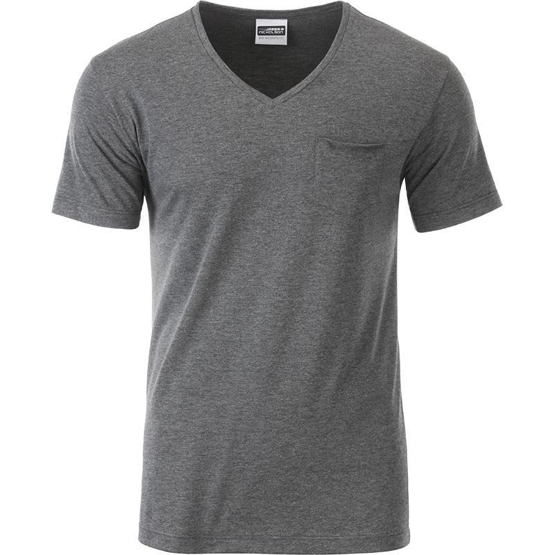 T-shirt bio homme - référence : q088kr