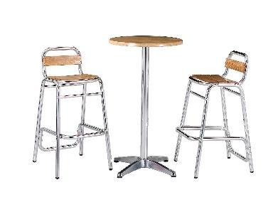 table haute mange debout comparez les prix pour professionnels sur page 1. Black Bedroom Furniture Sets. Home Design Ideas