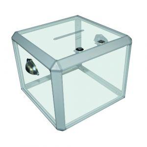 Urne pour 1200-1400 bulletins - sans compteur