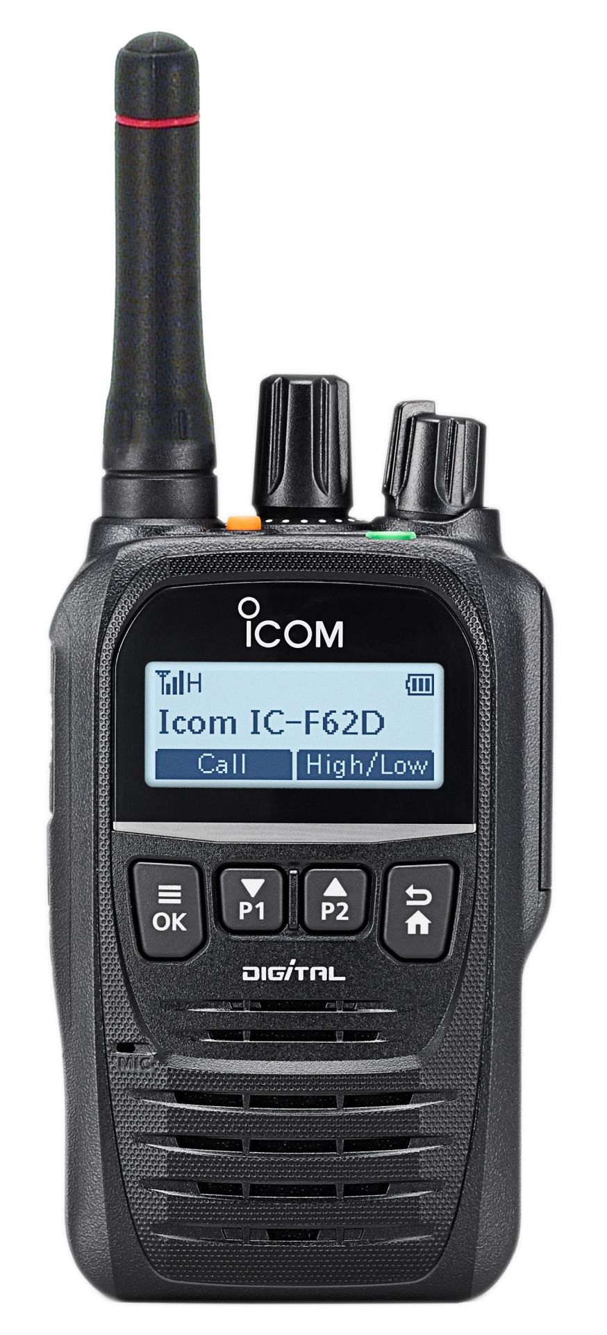 Radio portable uhf on board marine if-f62dm