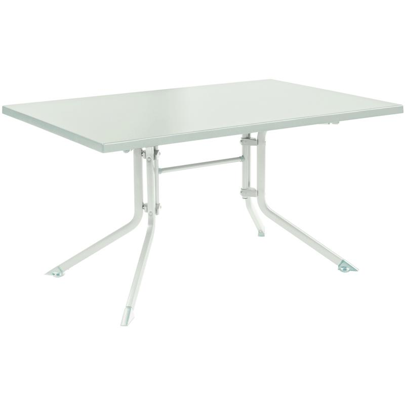 TABLE DE JARDIN PLIANTE FORME CARR?E EN BOIS TECK - DIM : 80 X 80 CM ...