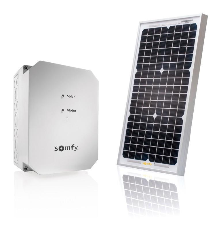 panneaux solaires somfy achat vente de panneaux solaires somfy comparez les prix sur. Black Bedroom Furniture Sets. Home Design Ideas