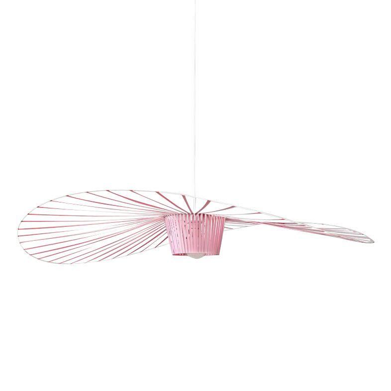 vertigo suspension rose clair 200cm edition limitee suspension petite friture design par. Black Bedroom Furniture Sets. Home Design Ideas