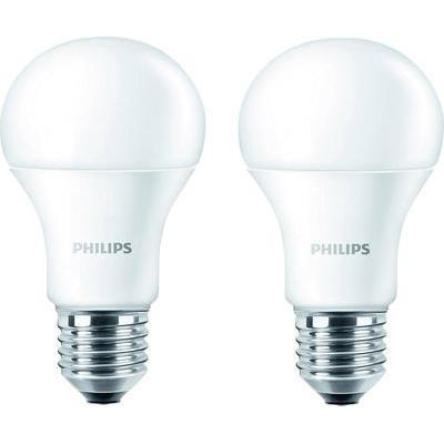 ampoule led unicolore philips 230 v e27 9 w 60 w blanc cha comparer les prix de ampoule led. Black Bedroom Furniture Sets. Home Design Ideas