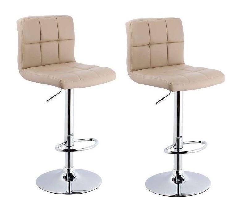 Chaise de bar r glable tous les fournisseurs de chaise - Tabouret de bar avec dossier ...