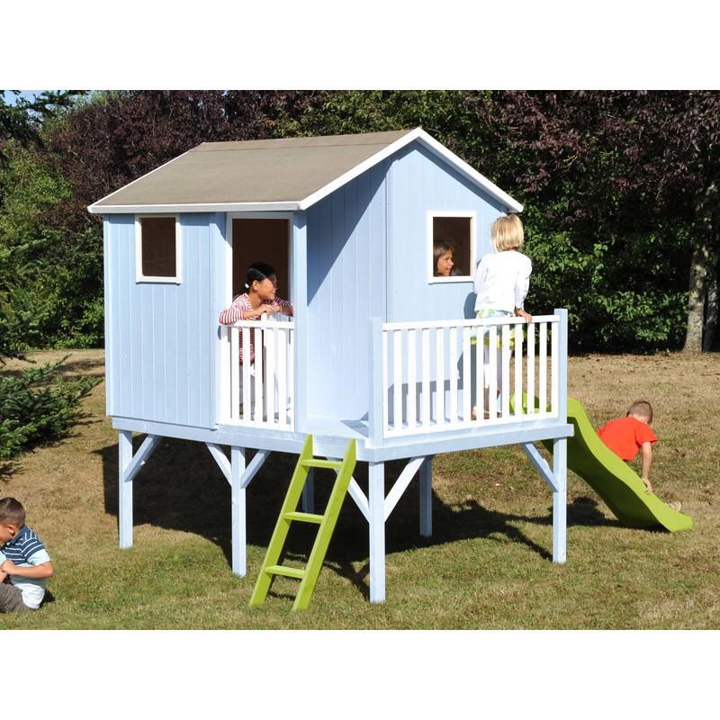 Cabanes pour enfants comparez les prix pour professionnels sur page 1 - Cabane enfant sur pilotis ...