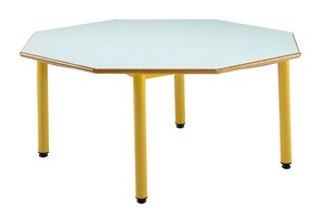 table octogonale mob mob. Black Bedroom Furniture Sets. Home Design Ideas