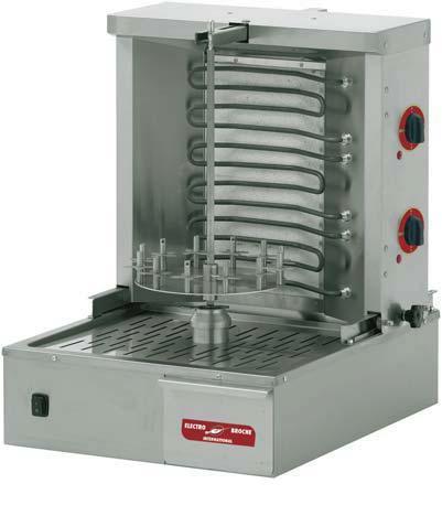 MACHINE A KEBAB ELECTRIQUE -