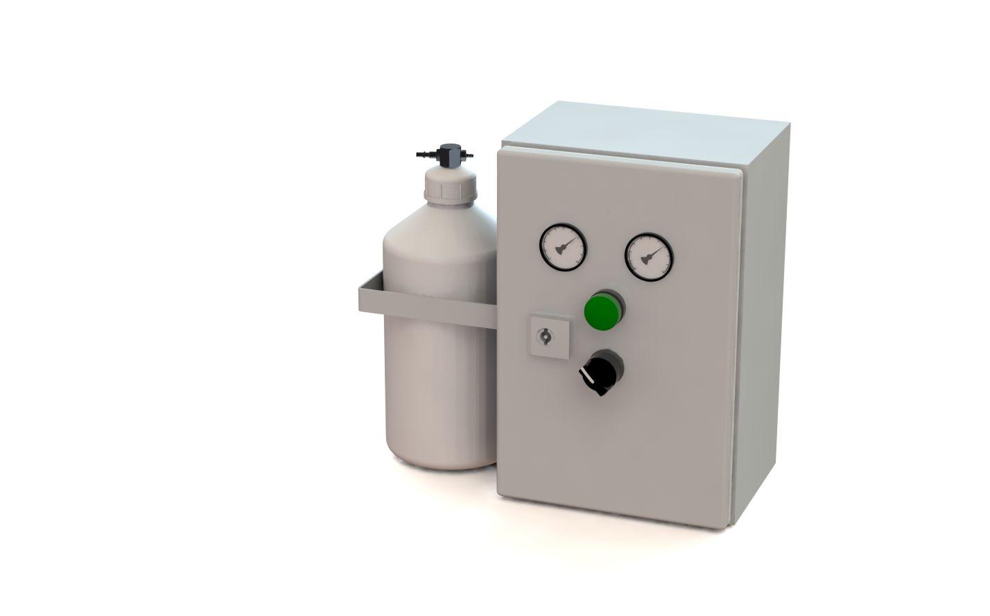 Système de dosage pour lubrificateur à rouleaux