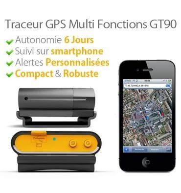 traceur gps multi fonction gt90 comparer les prix de traceur gps multi fonction gt90 sur. Black Bedroom Furniture Sets. Home Design Ideas