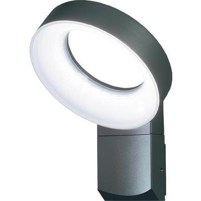 Applique murale d 39 exterieur led asti anthracite 7273 370 for Applique eclairage exterieur led
