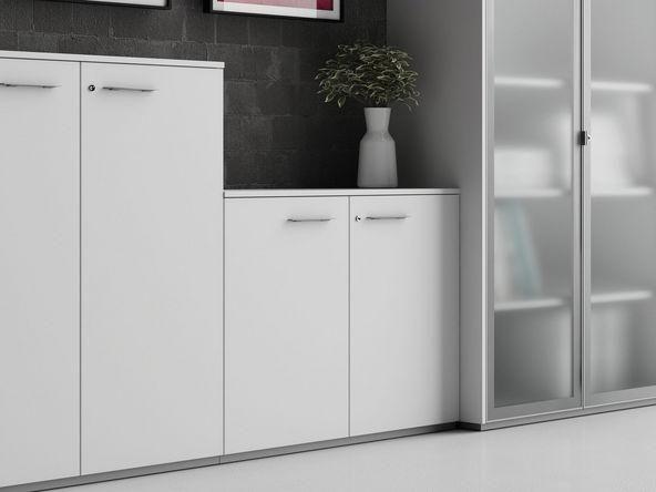 armoires basses frezza achat vente de armoires basses. Black Bedroom Furniture Sets. Home Design Ideas