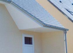 Lambris pvc plafond et toits for Lambris pvc avant toit
