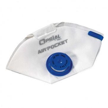 Masque pliable air pocket ffp2d soupape opsial