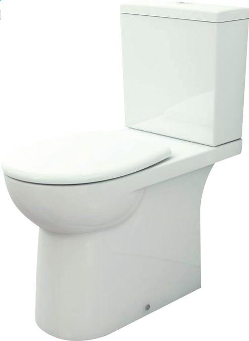 pack wc serenite sureleve sans bride avec abattant frein. Black Bedroom Furniture Sets. Home Design Ideas