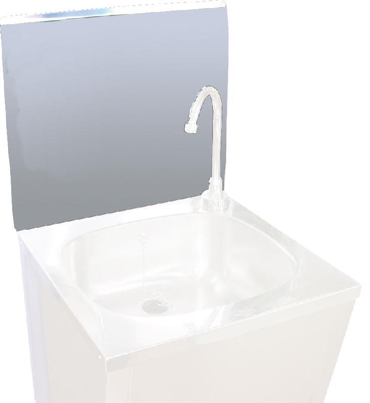 Dosseret inox amovible pour accoupler au lave mains comparer les prix de dosseret inox amovible - Credence pour lave main ...