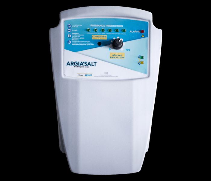 électrolyseur au sel pour piscine so'salt argia'salt 45 - by'piscine