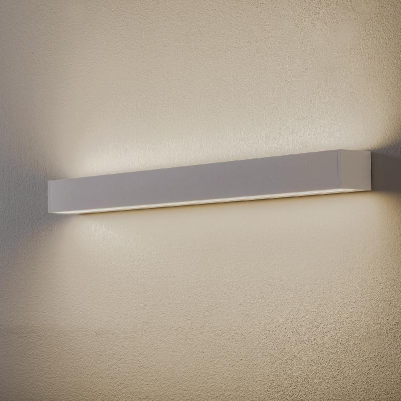 BEGA 50801 APPLIQUE LED 930 BLANCHE 92CM 5640LM