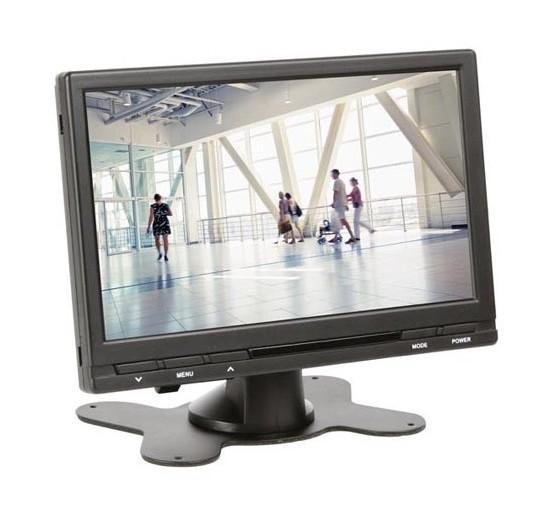MONITEUR NUMÉRIQUE TFT-LCD 7 AVEC TÉLÉCOMMANDE - 16:9 / 4:3 - TOOL LAND