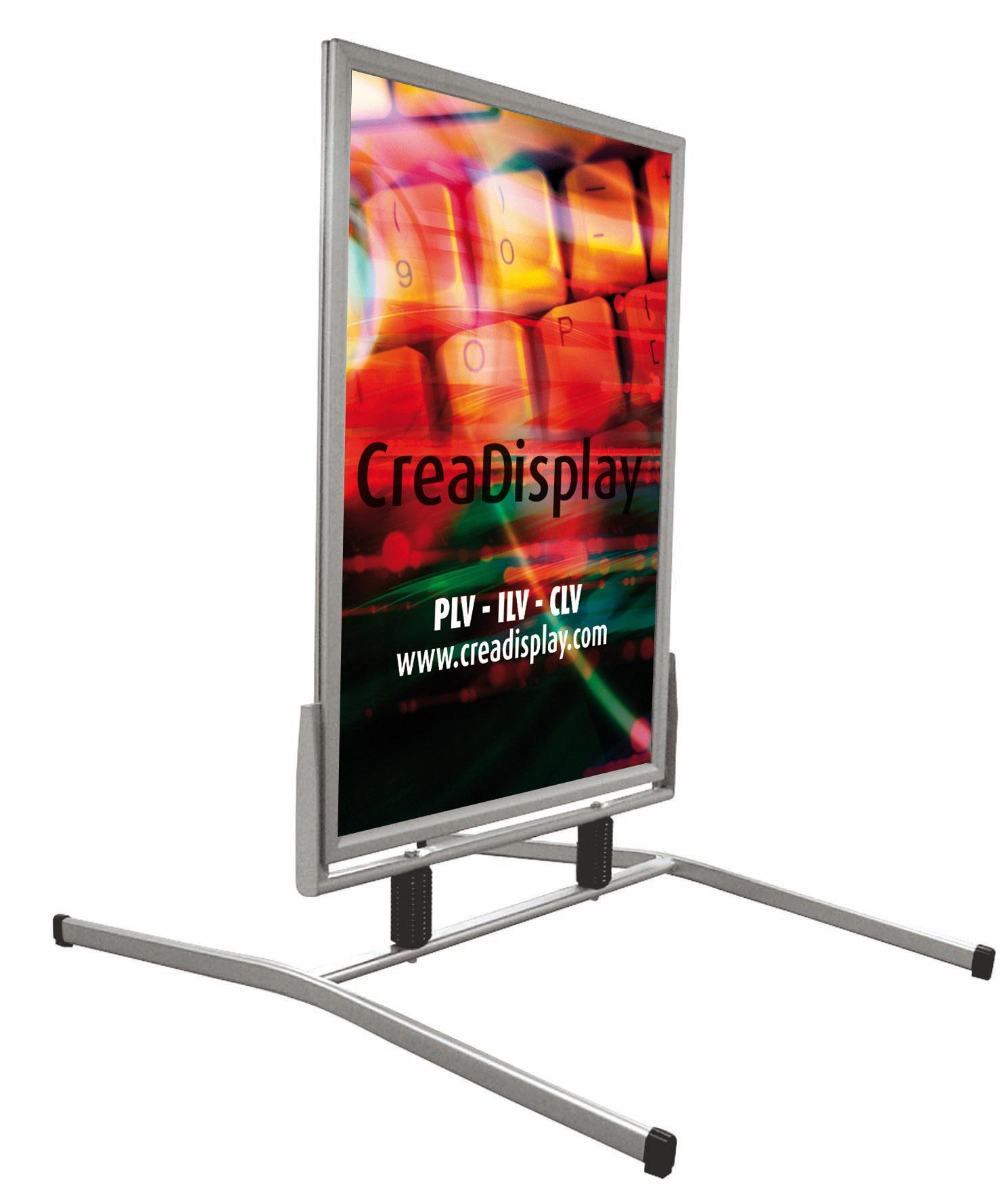 Chevalet de trottoir for Pancarte publicitaire exterieur