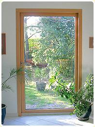 Porte Fenêtre à Ouverture à Galandage