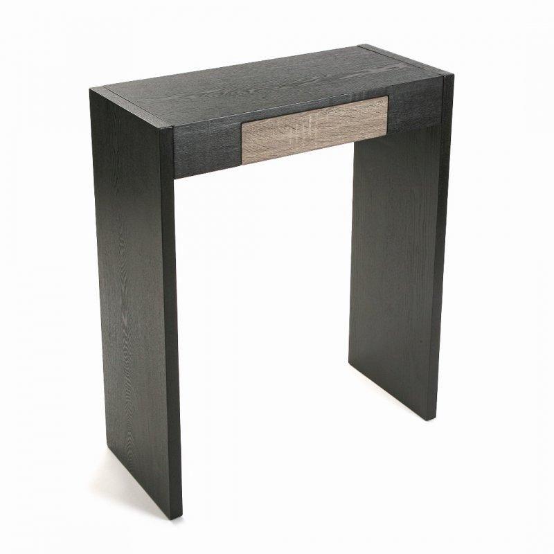 toronto console bois 1 tiroir weng comparer les prix de toronto console bois 1 tiroir weng sur. Black Bedroom Furniture Sets. Home Design Ideas