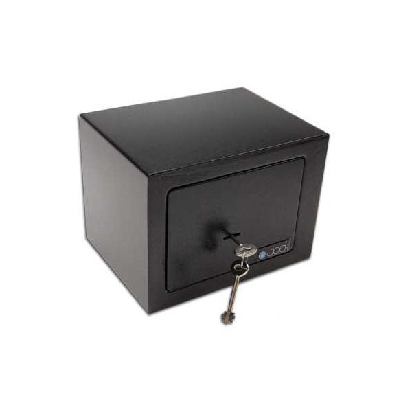 coffre fort a clef 7l acier galvanise de 4mm sgd. Black Bedroom Furniture Sets. Home Design Ideas