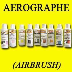 COLORANT ALIMENTAIRE AEROGRAPHE JAUNE A11