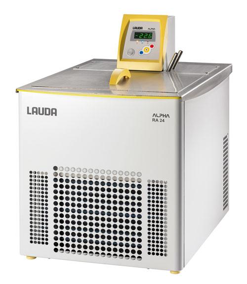Cryothermostats lauda alpha