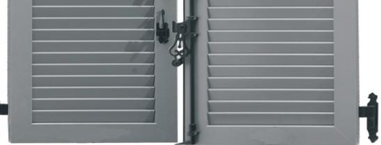 volet battant alu isole avec pre cadre 2 vantaux. Black Bedroom Furniture Sets. Home Design Ideas