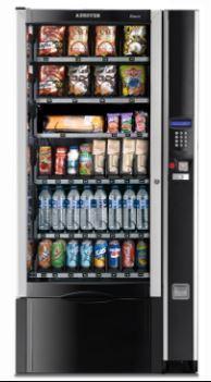 Distributeur de boisson froide et de snack mistral+ h70 /