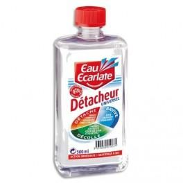 EAU ECARLATE FLACON DE 500ML DÉTACHANT