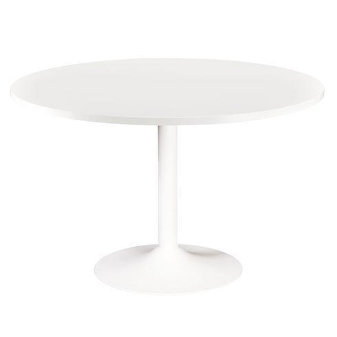 table ronde excellens pied colonne bruneau comparer les prix de table ronde excellens pied. Black Bedroom Furniture Sets. Home Design Ideas