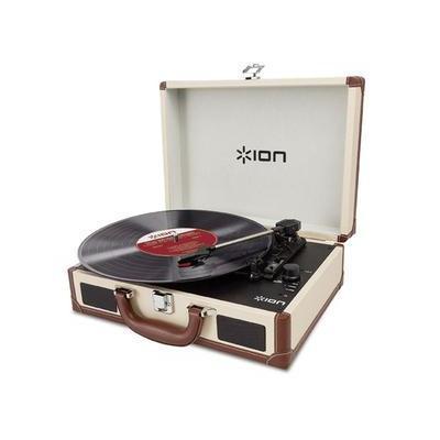 tourne disque usb ion audio vinyl motion deluxe cream comparer les prix de tourne disque usb ion. Black Bedroom Furniture Sets. Home Design Ideas