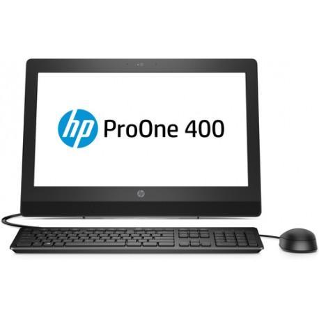 Hp proone ordinateur tout-en-un 400 g3 20 po, non-tactile  référence 2tp55ea#abf