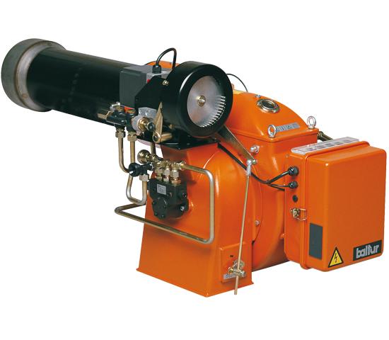 Bt 300 dspg 60hz - brûleurs à fioul à deux allures progressives / modulantes - baltur