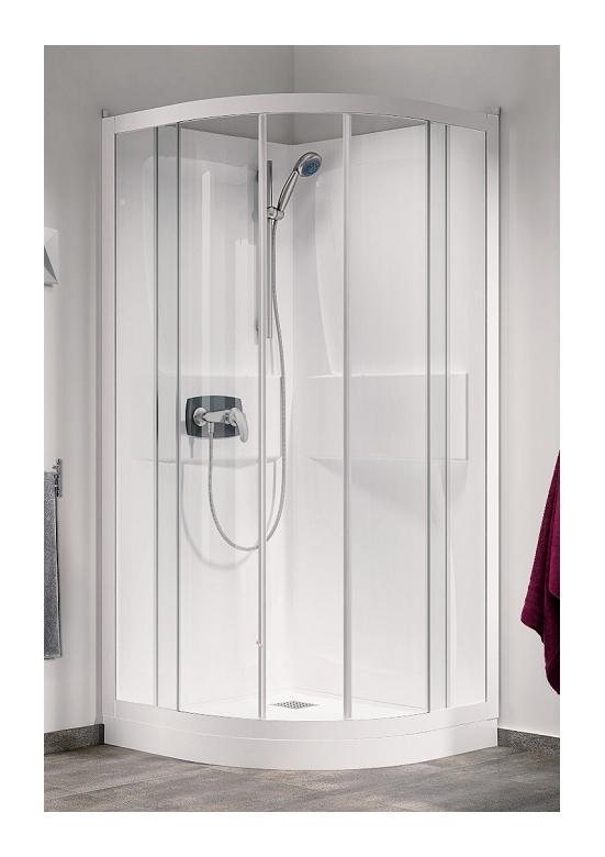 Prix cabine de douche maison design for Prix pose cabine de douche