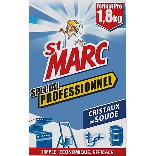 LESSIVE ST MARC CRISTAUX DE SOUDE ST MARC
