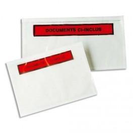 LA COURONNE PAQUET DE 100 POCHETTES DOCUMENT CI-INCLUS FORMAT 110X220