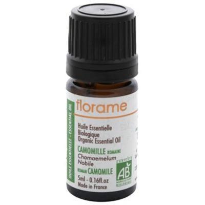 florame huile essentielle bio camomille romaine 5ml florame. Black Bedroom Furniture Sets. Home Design Ideas