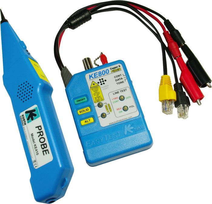 Testeur fibre optique prix