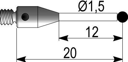 Palpeur tc20-20n