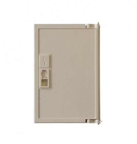 Porte de coffret s22 simple edf
