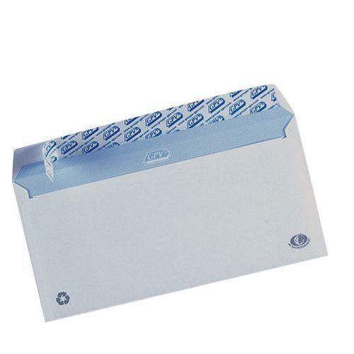 Enveloppe blanche 90 g sans fen tre comparer les prix de for Enveloppe sans fenetre