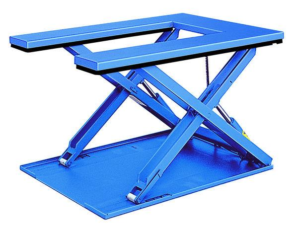 Table elevatrice extra plate en forme de u for Table elevatrice