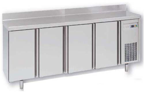 Meuble réfrigéré portes pleines gamme 700 meuble réfrigéré négatif (mcg 250)