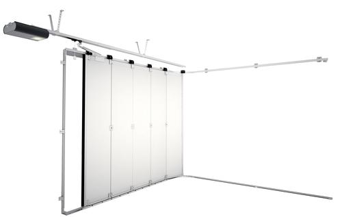 Crawford normstahl produits portes de garage sectionnelles - Porte sectionnelle crawford ...