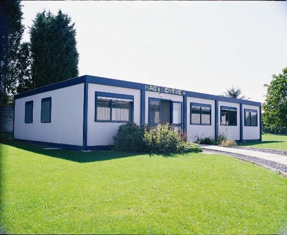 b timent modulaire salle de classe