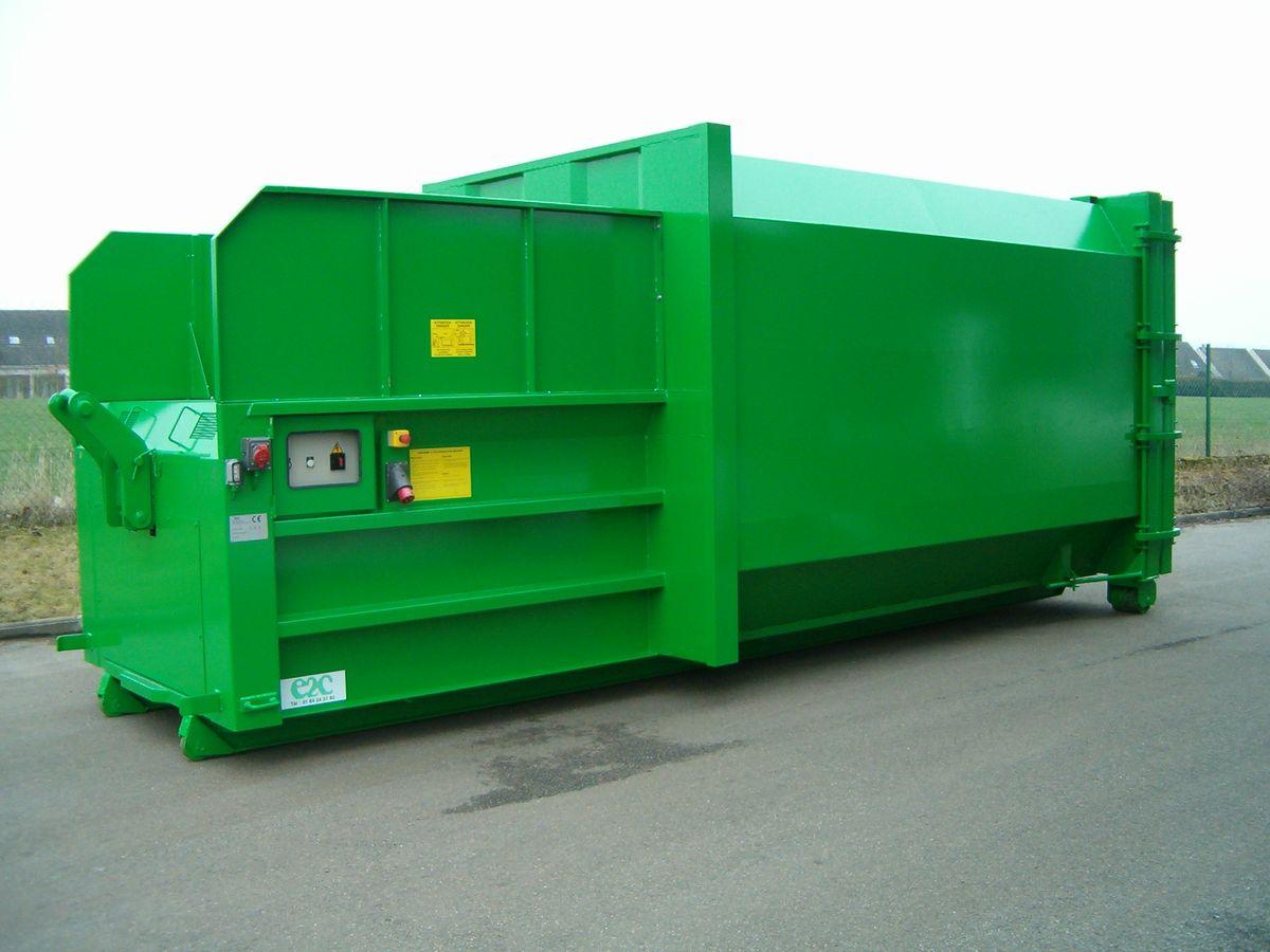 Compacteur monobloc rb2100mo