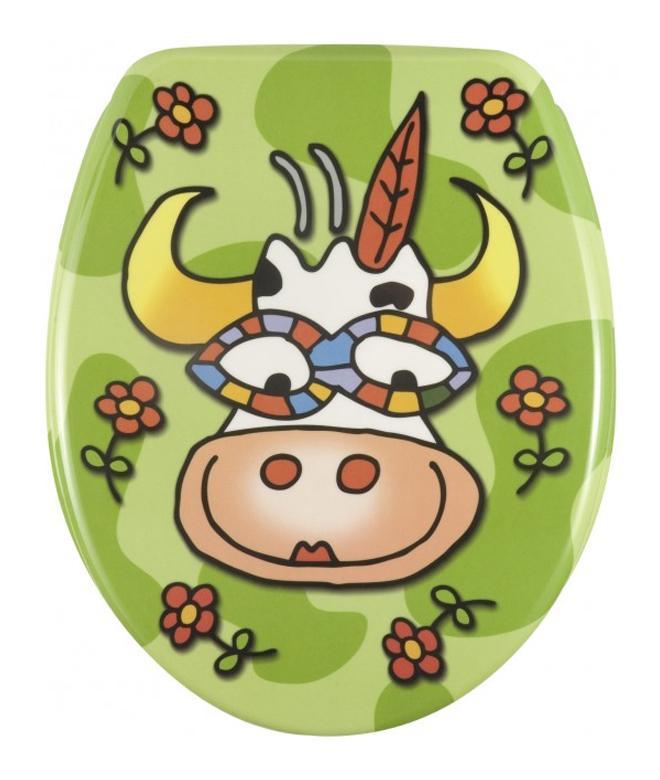 abattant wc vache folle pegane comparer les prix de abattant wc vache folle pegane sur. Black Bedroom Furniture Sets. Home Design Ideas